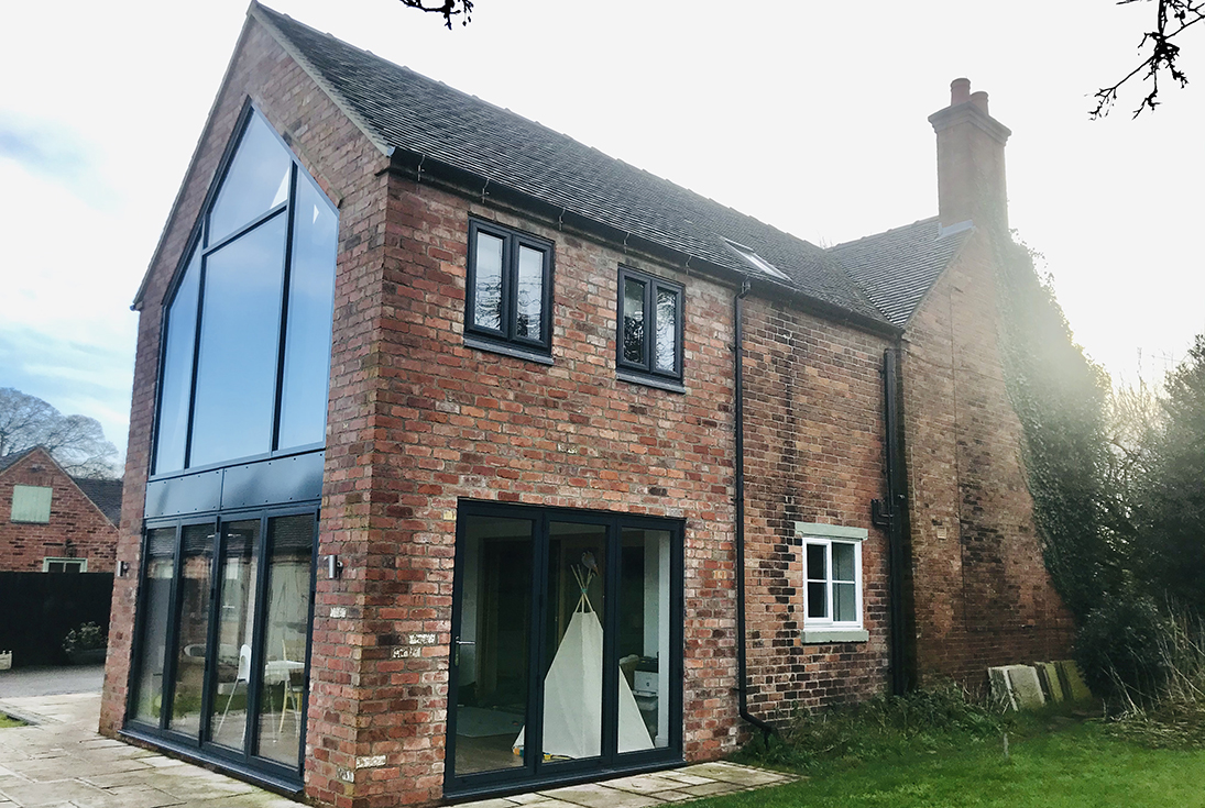 Rods two storey extension_6970 -BDS Architecture